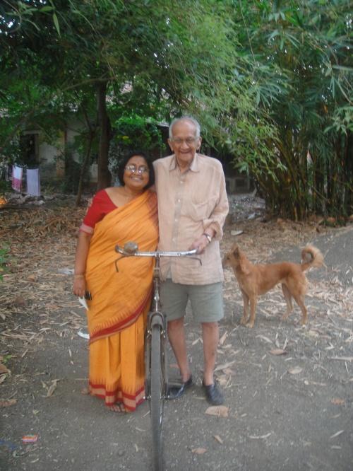 डॉ स्वाति और ज्योतिभाई देसाई